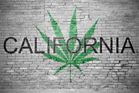Marijuana law in California