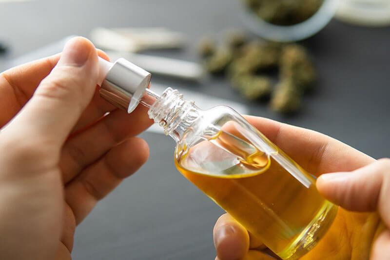 cannabis consuming methods - oils