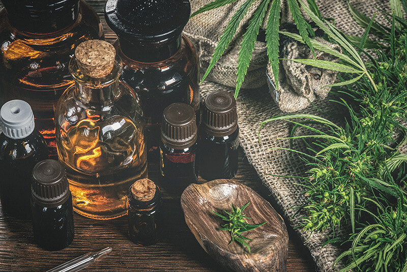 5 Uses for CBD Oil