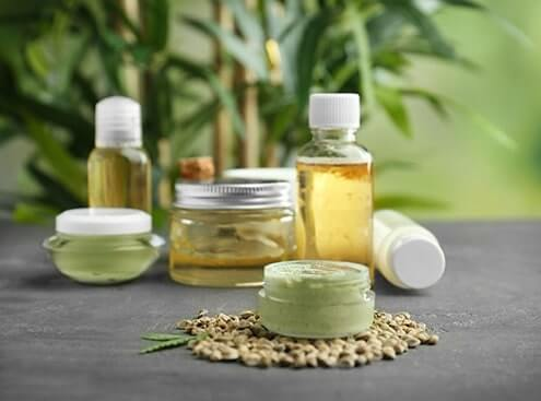 how to use CBD Beauty Products