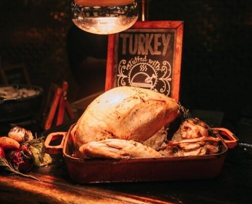 Weed Turkey