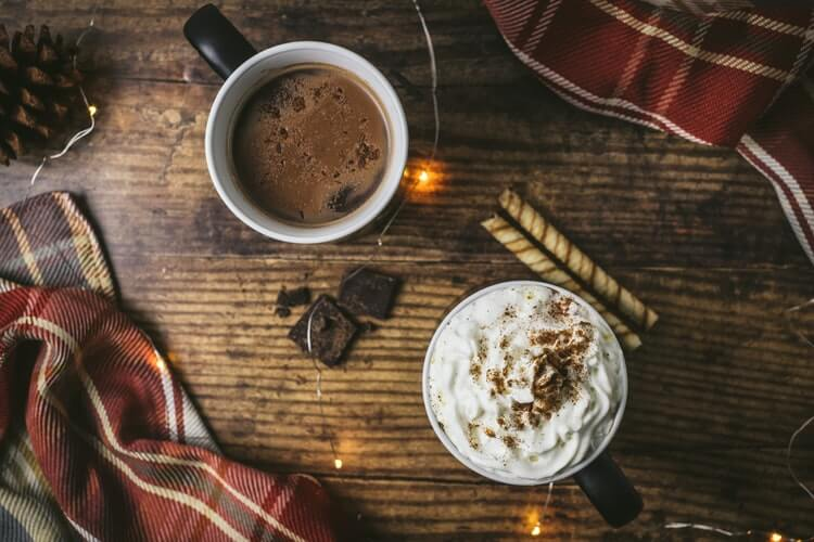 Weed Hot Chocolate