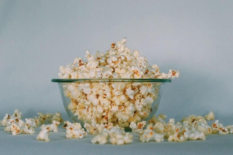 Marijuana Popcorn