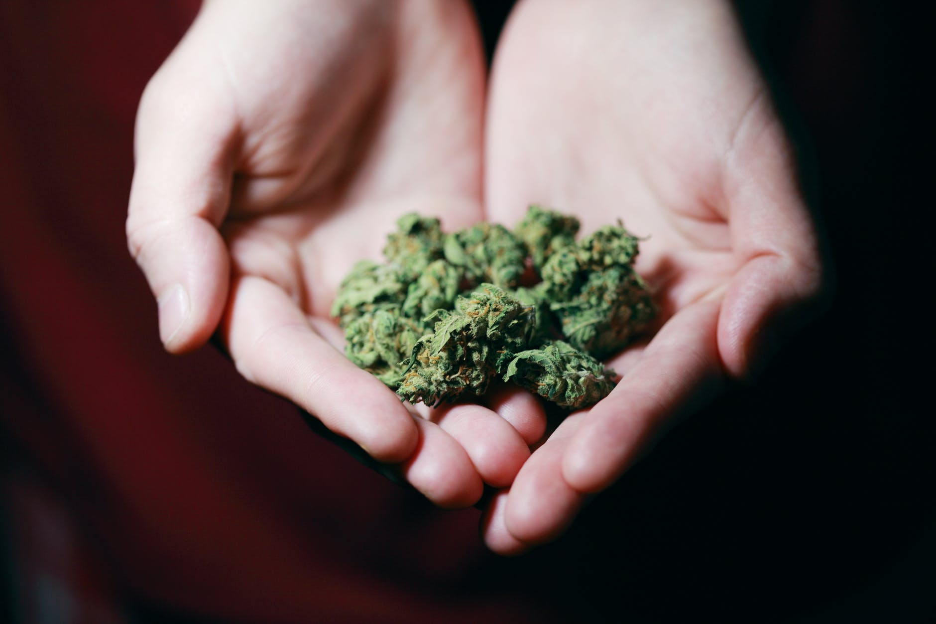 healthiest way to consume weed